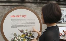 'Hoa Đất Việt và Dấu sắc vàng son' tôn vinh các nữ anh hùng dân tộc