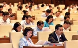 Quốc hội đặt mục tiêu tăng trưởng 6,6 - 6,8% năm 2019
