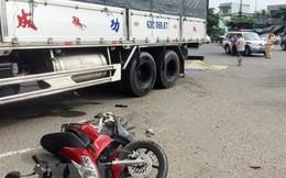 Tiền Giang: Ô tô tải va chạm với xe máy, 2 phụ nữ tử vong tại chỗ