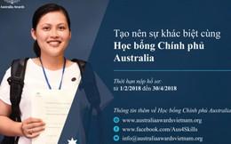 Khuyến khích ứng viên khuyết tật tham gia Học bổng Chính phủ Australia