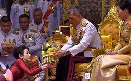Nhà vua Thái Lan sắc phong tước hiệu Hoàng quý phi cho người vợ thứ hai