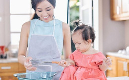 Maya cùng Trang Trần, Thanh Vân Hugo kể chuyện làm mẹ đơn thân
