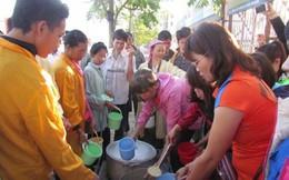 Nối dài yêu thương cùng Nhóm cháo từ thiện Lai Châu