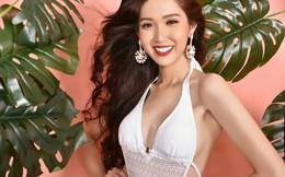 Nhật Hà tung ảnh bikini nóng bỏng trong lúc thi Hoa hậu Chuyển giới Quốc tế