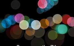 Apple ra mắt iPhone 7 vào ngày 7/9