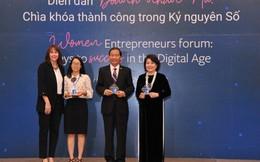 Chìa khóa giúp doanh nhân nữ thành công trong kỷ nguyên số