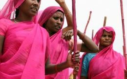 'Băng đảng hồng' bảo vệ phái đẹp