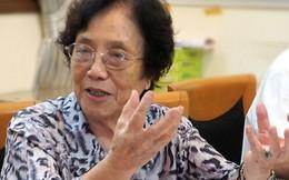 Người phụ nữ Việt Nam ký Hiệp định Paris