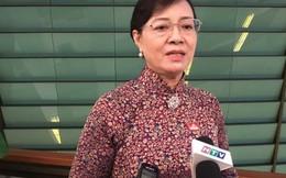 Bà Nguyễn Thị Quyết Tâm nói về quyết định 'sáng bổ nhiệm, chiều xin từ chức' của ông Đoàn Ngọc Hải