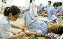 Hà Nội: Nắng nóng gay gắt, bệnh nhân cao tuổi gia tăng chóng mặt