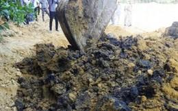 Chất thải Formosa được chôn chứa xyanua vượt ngưỡng