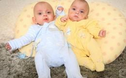 Sự kỳ diệu của cặp song sinh non nhất nước Anh ra đời cách nhau 5 ngày