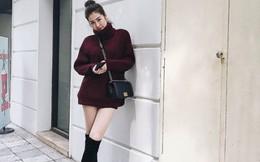 """Street style 'trên Đông dưới Hè"""" cá tính của mỹ nhân Việt"""