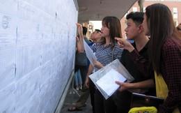 Thí sinh dự thi THPT Quốc gia tại cụm theo mã số