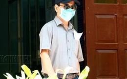 Nguyễn Hữu Linh tới tòa nhận quyết định vụ dâm ô bé gái trong thang máy