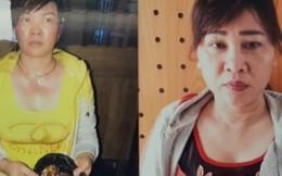 Cần Thơ: Bắt tạm giam 2 phụ nữ dàn cảnh đánh ghen, cướp vàng