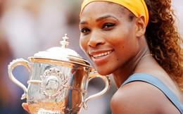 Serena Williams lần thứ tư liên tiếp là nữ vận động viên có thu nhập cao nhất thế giới
