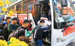 3.000 vé xe miễn phí cho sinh viên Sài Gòn về quê đón Tết