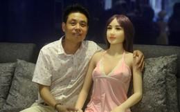 Trung Quốc phát triển búp bê tình dục kiêm 'bạn gái thông minh' cho đàn ông độc thân