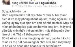 Hà Nội truy tin đồn dàn cảnh bắt cóc trẻ em