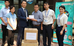 Công ty ALSOK Việt Nam hỗ trợ y tế, an ninh cho Mottainai Run 2018