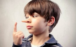 Những lí do bất ngờ khi trẻ nói dối