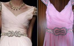 Vỡ mộng khi mua váy cưới online