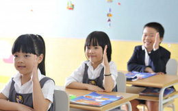 Học sinh lớp 1, 2 sẽ được làm quen với môn Ngoại ngữ