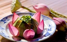 Tinh hoa tuyệt đỉnh từ đóa sen tàn