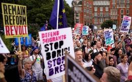 Chính trường Anh nổi sóng vì Thủ tướng Boris Johnson muốn 'treo' Nghị viện