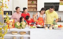 Dọn nhà - Khai bếp: Nghệ thuật thổi hồn cho tổ ấm ngày Tết