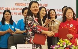 2 tổ chức hội hợp tác để chăm lo tốt hơn cho phụ nữ, trẻ em gái
