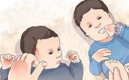Vượt qua cú sốc con sinh đôi tự kỷ