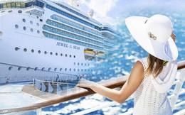 Tour du thuyền 5 sao: Xu hướng mới của dân du lịch