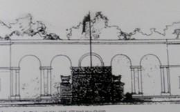 Người thiết kế Lễ đài Độc lập trên Quảng trường Ba Đình ngày 2/9/1945