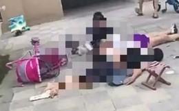Người đàn ông nhảy lầu rơi trúng một phụ nữ khiến cả hai tử vong