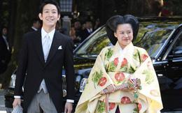 Công chúa Nhật Bản nhận hồi môn 950 nghìn USD khi lấy thường dân