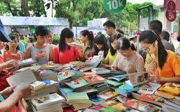 NXB Phụ nữ 'xả' kho sách giá từ 5.000 đồng