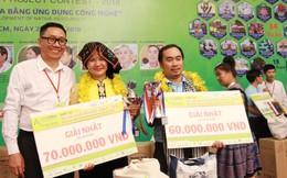 Dự án phát triển ẩm thực của đồng bào Thái đoạt giải nhất cuộc thi khởi nghiệp