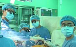 200 bệnh nhân được phẫu thuật tim không cần mở toàn bộ xương ức
