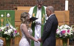 Đám cưới diệu kỳ sau lá gan hiến tặng