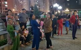 Cháy chung cư Linh Đàm ngày đầu năm, hàng trăm hộ dân hoảng loạn