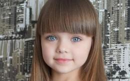 Lộ diện mẫu nhí 6 tuổi xinh đẹp nhất thế giới