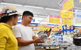 Siêu thị giảm giá sản phẩm đến 50% trong dịp lễ 30/4