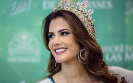 Ngắm vẻ đẹp bốc lửa của cô gái vừa đăng quang Hoa hậu Quốc tế 2018