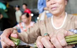 Bộ trưởng Nông nghiệp ngợi khen phụ nữ khéo léo sáng tạo ra sản phẩm tơ sen