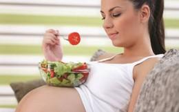 Thiếu sắt khiến 35% thai phụ có nguy cơ biến chứng thai nghén