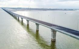 Cát Hải 'tỉnh giấc' với cây cầu vượt biển