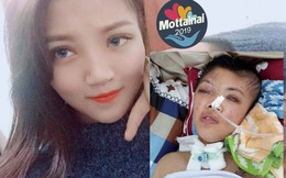 Người cha cầu mong con gái bị tai nạn giao thông sớm được ghép sọ