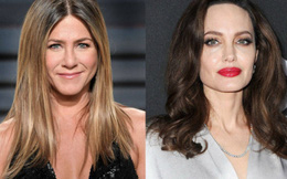 Jennifer Aniston tránh mặt Angelina Jolie trên thảm đỏ Quả Cầu Vàng